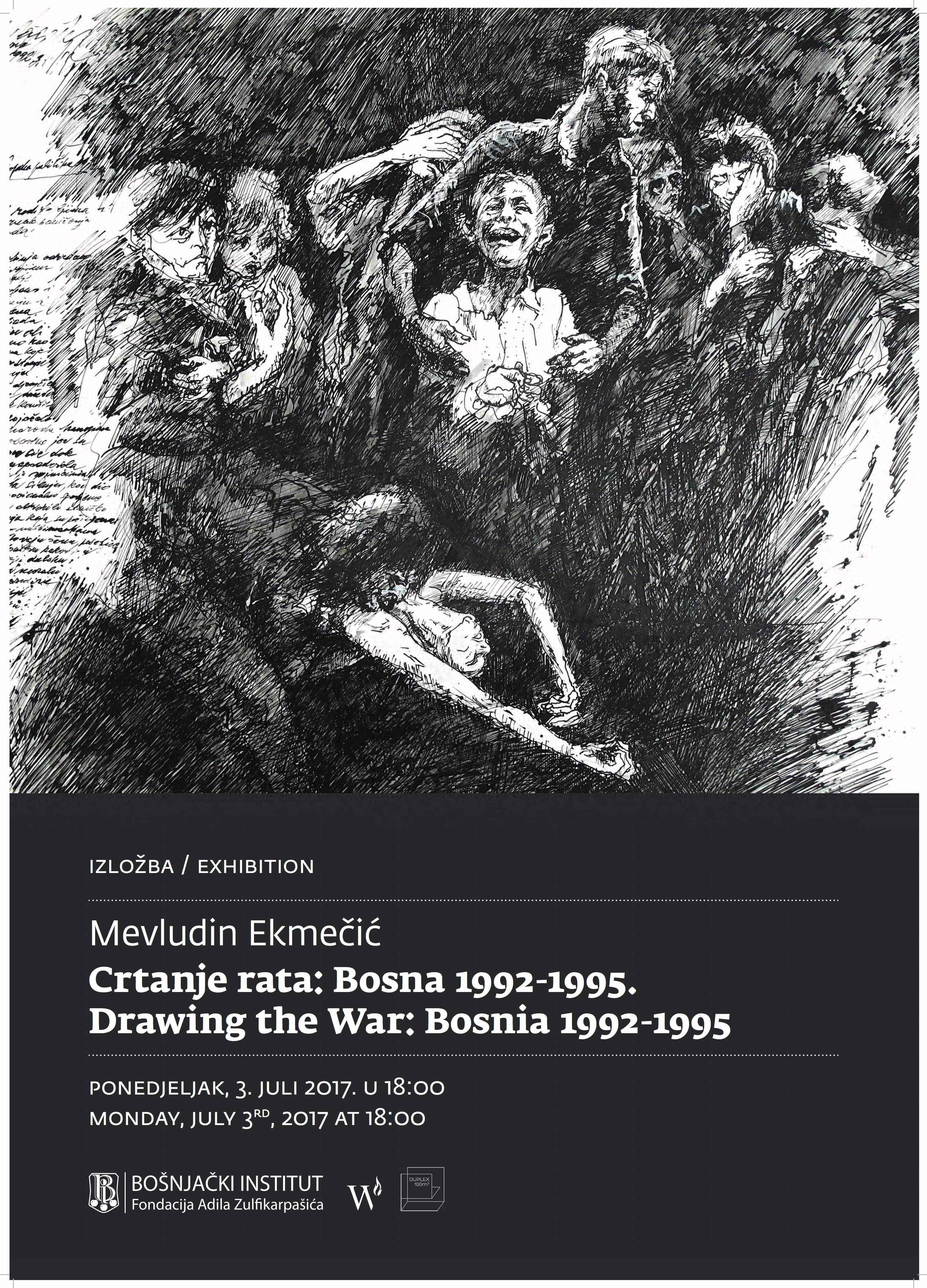 Drawing The War